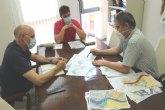 El concejal de Urbanismo efect�a un seguimiento a la elaboraci�n de los estudios de inundabilidad del Plan General de Ordenaci�n Urbana