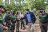L�pez Miras destaca los 18 millones invertidos en restaurar y reforestar m�s de 6.000 hect�reas para evitar la desertificaci�n