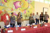 Los mayores de los hogares de San Pedro y Lo Pagán celebran un año más la fiesta de los Abuelos