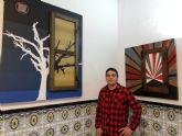 Cultura muestras la obra de Salva Piñero en Ricote dentro del Plan de Espacios Expositivos