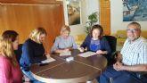 Familia financia con 512.506 euros la atención a 317 personas con discapacidad en Mazarrón