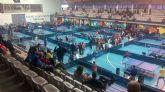 Ocho jugadores del Club Totana TM han participado en el Torneo Zonal Clasificatorio celebrado en Gibrale�n (Huelva)