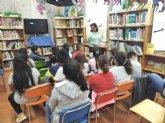 """La Biblioteca Municipal """"Mateo Garc�a"""" comienza las actividades del programa de Animaci�n a la Lectura para el cuso 2019/2020"""