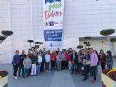 Torre Pacheco celebra el mes de la discapacidad 'Un mundo para todos' 2019
