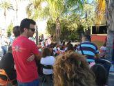 Los títeres toman los parques de Las Torres de Cotillas
