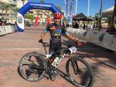 Ismael Sánchez se proclama campeón de la XXIV marcha MTB Bahía de Mazarrón