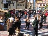 El tradicional mercadillo artesanal arranca con nueva ubicación el 10 de noviembre