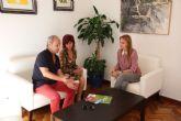 El Ayuntamiento de Alhama y ACUDE mantienen su colaboraci�n para la conservaci�n de espacios naturales
