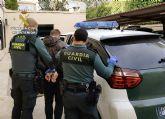 La Guardia Civil detiene a un joven como presunto autor del robo en un edificio