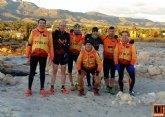 El grupo de amigos de la montaña Kasi Ná Trail celebró su III aniversario el pasado sábado