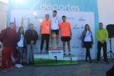 La pista de cross municipal acogió la segunda jornada de la Liga Regional de Campo a través