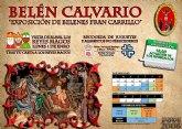 La Hdad. de Jesús en el Calvario inaugura la Exposición de Belenes de Fran Carrillo el domingo 17 de Diciembre