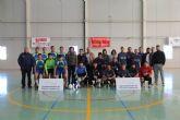 El equipo 'La Jarana' gana las 12 horas de Fútbol Sala 'Memorial Pascual Ortuño Cayuela'