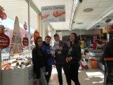Cáritas concluye con éxito la 5ª Gran Recogida de Alimentos Cuento Contigo