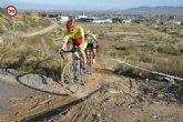 Fernando Cabrera, del Club Ciclista Santa Eulalia, 3º en el Ciclocross de Mazarrón
