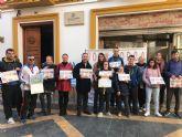 La Asociación Down Lorca pone a la venta más de 3.000 calendarios solidarios
