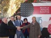 La peatonalización del paseo Alfonso X potencia una Muestra de Navidad que contará con 70 puestos