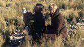 El Centro de Recuperación de Fauna Silvestre consigue rescatar y devolver al medio natural a tres ejemplares de buitre en apenas dos meses