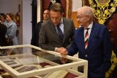 El Alcalde de Lorca inaugura la exposición 'Figuras tradicionales del Belén' que se podrá visitar hasta el 3 de enero en la Casa Museo del Paso Morado
