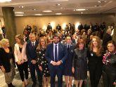 L�pez Miras clausura la gala del 25 aniversario de la Organizaci�n de Mujeres Empresarias y Profesionales de la Regi�n de Murcia