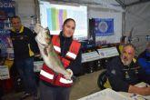 Ginés Jover del Club de Pesca 'El Marlin' se impone en el XV Open Nacional de Pesca 'Bahía de Mazarrón´