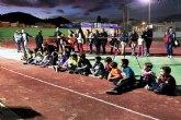 Una treintena de niños y niñas participan en el XII trofeo 'José Luis Moreno Val' de atletismo