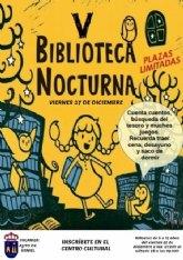 V Biblioteca Nocturna en Beniel