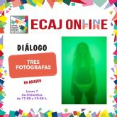 La Concejalía de Juventud de Molina de Segura organiza el lunes 7 de diciembre el encuentro de diálogo Tres fotógrafas