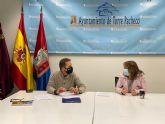El Ayuntamiento de Torre Pacheco renueva convenio de colaboración con la Federación de Padres y Madres del Municipio de Torre Pacheco