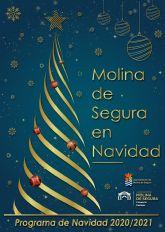 La Navidad 2020-2021 de Molina de Segura llega cargada de un amplio programa de actividades culturales, musicales, artesanales y comerciales