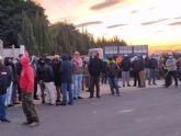 CCOO INDUSTRIA valora exitosamente la huelga agroalimentaria en la Regi�n de Murcia