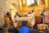 El desfile del emisario real anuncia la llegada de los Reyes Magos a San Pedro del Pinatar