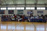 El torneo de Navidad Angelus Pizza congrega a jugadores de los tres club locales