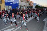Los Reyes Magos desfilan por Las Torres de Cotillas antes de su mágica noche