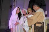 El emisario real precede la llegada de los Reyes Magos de Oriente a San Pedro del Pinatar