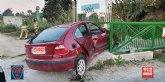 Herido en accidente de tráfico con atrapados en Molina de Segura.