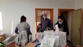 Bienestar Social reparte m�s de 22.000 mascarillas familias en situaci�n de vulnerabilidad