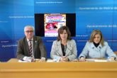 El Teatro Villa de Molina acoge la Noche de Humor Solidaria Una sonrisa contra el cáncer a beneficio de la AECC el viernes 19 de febrero