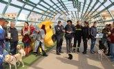 Puerto Lumbreras presenta una campaña para mantener las calles y los parques limpios de excrementos de mascotas.