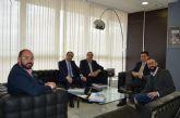 Ayuntamiento y Sardineros ultiman detalles para la llegada  de la Sardina, por mar,  al municipio