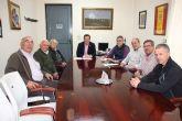 Encuentro entre las sociedades de cazadores de Alhama, Espuña Tur�stica y el Ayuntamiento