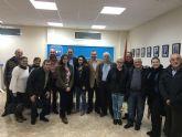 Reunión simpatizantes y afiliados del PP de Beniel