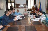 El equipo de gobierno mantiene un encuentro de coordinación general del proyecto Floración