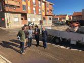 El Plan de Obras y Servicios invierte más de 281.000 euros en la mejora de calles en Puerto Lumbreras