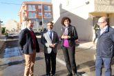 La Comunidad invertirá cerca de 300.000 euros en Puerto Lumbreras para asfaltar y mejorar 55 calles