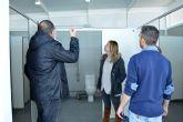 Concluyen las obras de la nueva cantina del polideportivo municipal torreño