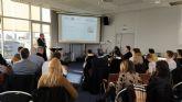 El Ayuntamiento de Molina de Segura participa en el encuentro final de la primera fase del Proyecto Urbact CITIES4CSR, que se celebra en la ciudad de Nantes