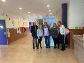 37 menores de los Centros de Conciliación de Puente Tocinos y Cabezo de Torres se benefician de las ayudas municipales