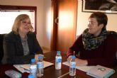 Ayuntamiento y Consejer�a de Turismo a�naran esfuerzos en proyectos de mejoras tur�sticas