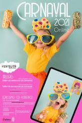 Los Alcázares celebrará un concurso online de disfraces para el carnaval 2021